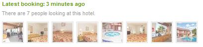 HotelsCombined popularity