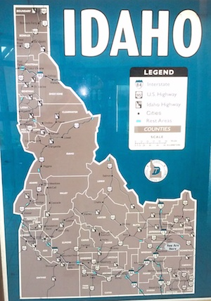 Road Trip Map The Blueprint of Your Journey