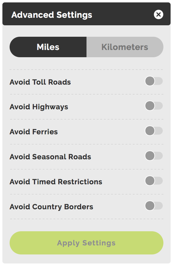 Route Planner Mapquest >> Mapquest Road Trip Planner How To Make It Work For You