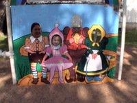 Wizard of Oz Kansas
